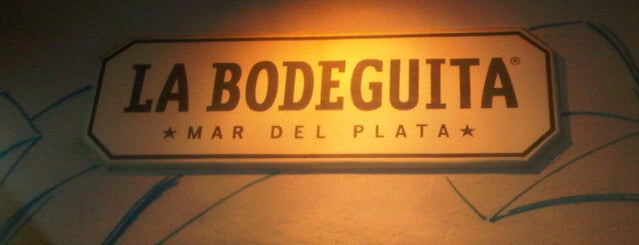 La Bodeguita is one of MDP.
