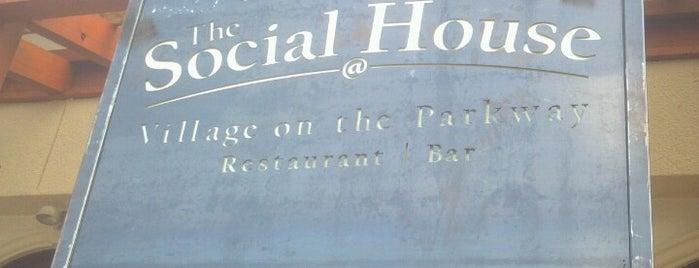 The Social House is one of GeekMeet Venues.