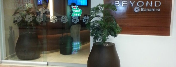 Salón Beyond Banamex is one of Fernanda 님이 좋아한 장소.