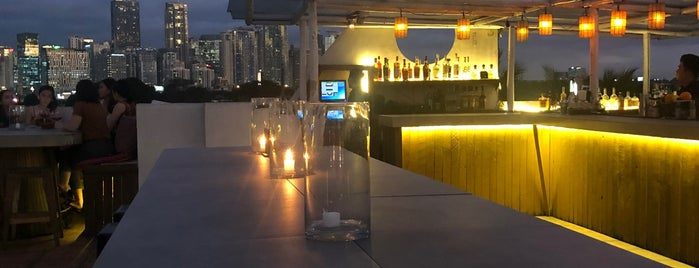 Kartel Rooftop Bar is one of Philippines.