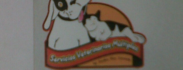 Servicios Veterinarios Multiples is one of Locais curtidos por A.