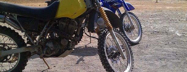 Süleyman Memnun Motocross Dalya is one of Posti salvati di Deniz.