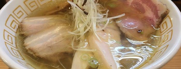 中村麺三郎商店 is one of 行った(未評価).