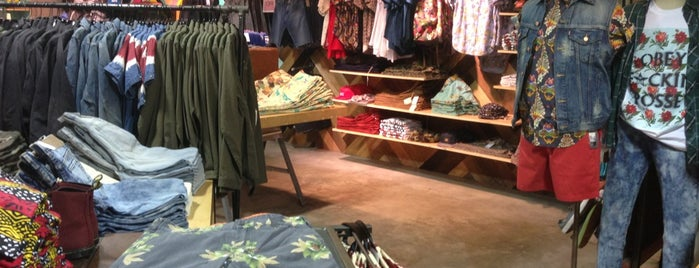 Urban Outfitters is one of New York the definitive list.