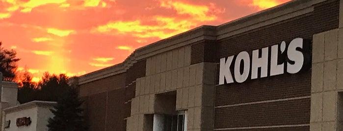 Kohl's is one of Aaron : понравившиеся места.