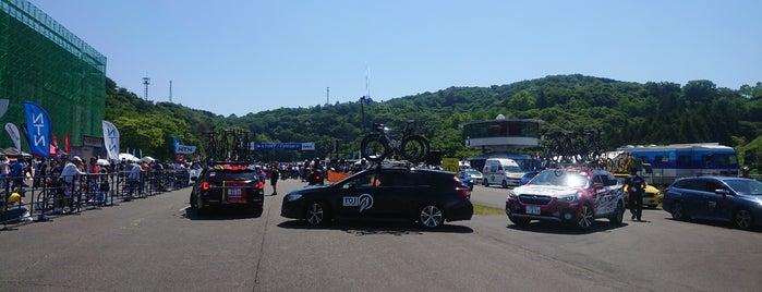 サイクルスポーツセンター 5kmコース is one of 商品レビュー専門さんのお気に入りスポット.