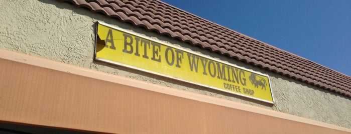 A Bite Of Wyoming is one of Top TODO Nearby.