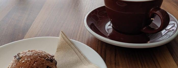 Elysian Coffee is one of British Columbia.