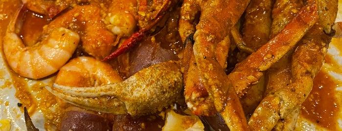 Hot N Juicy Crawfish is one of LA Trip.