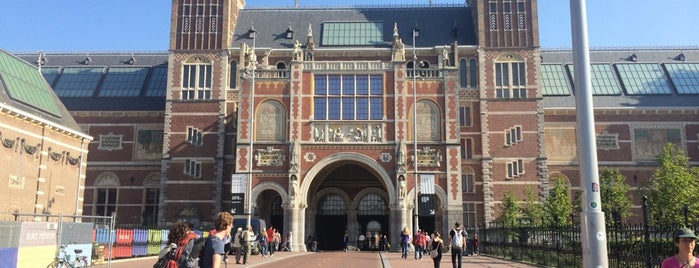 Rijksmuseum is one of Hello, Amsterdam.