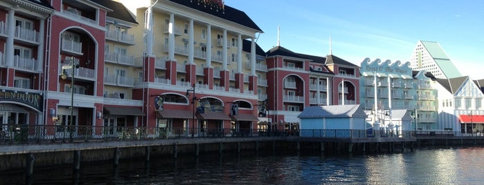 Disney's Boardwalk Villas is one of My vacation @ FL2.