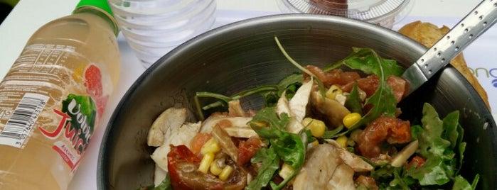 Mongoo is one of Les endroits où manger et boire dans Courbevoie.