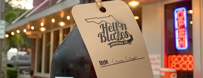 Hell 'n Blazes Brewing Co. is one of Michaelさんのお気に入りスポット.