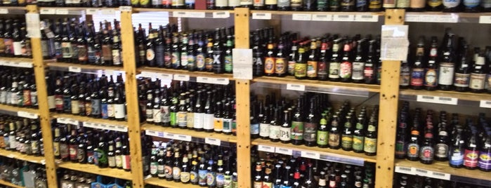 The Beer Shop is one of Western MA.