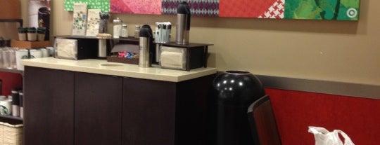 Starbucks is one of Tempat yang Disukai Hector.