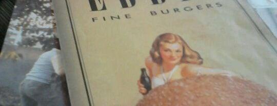 Eddie Fine Burgers is one of beta ;-;.