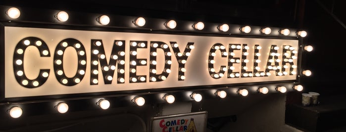 Comedy Cellar is one of NYC Comedy Clubs.