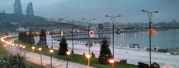 Yeni Bulvar | New Boulevard is one of Baku Places To Visit.
