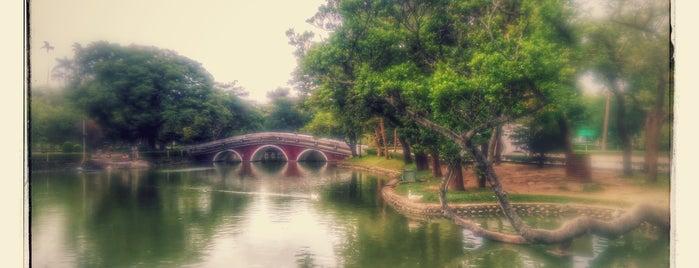 Taichung Park is one of Locais curtidos por Serradura.