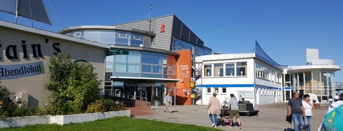 Strandportal Bensersiel is one of Bensersiel.