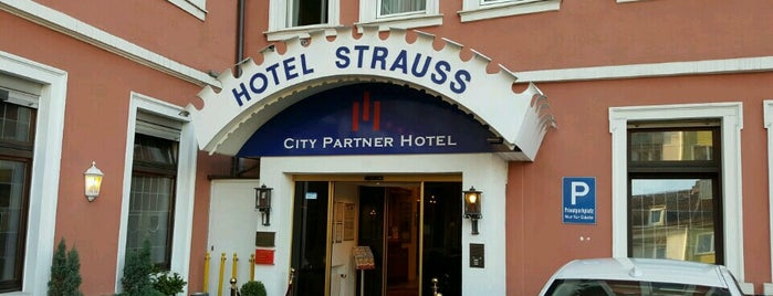 Hotel Strauss is one of Ich bin eine Globetrotterin.