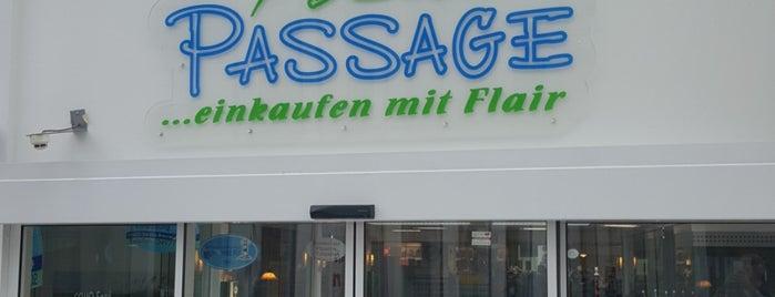 Deichpassage is one of Bensersiel.