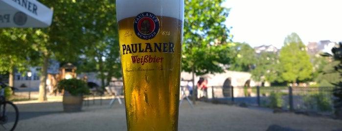 Paulaner am Haarplatz is one of Hotspots Hessen | Bier.