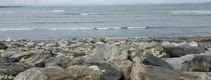 Strandhill Beach is one of Sligo.