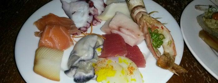 Jogoya (上閤屋) is one of Best Japanese Cuisine Klang Valley.