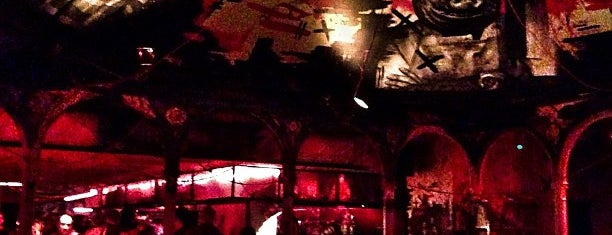 MEAT Liquor is one of London.