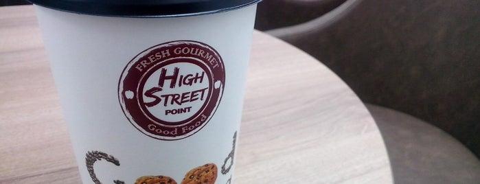 High Street Point is one of Orte, die Mila gefallen.