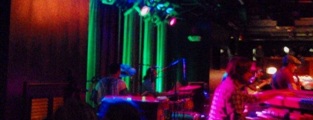 Paradise Rock Club is one of Boston.