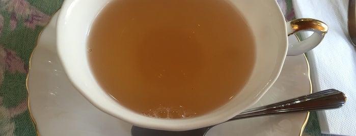紅茶の店 青い空 is one of 昔 行った.