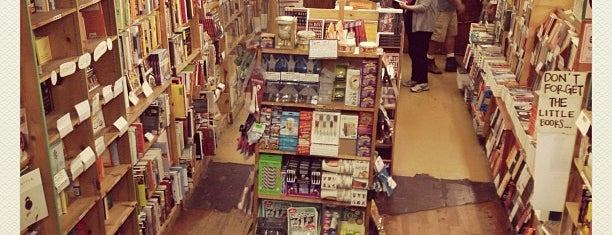 Green Apple Books is one of San Fran December Adventures.