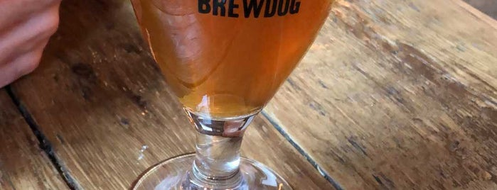 BrewDog Tower Hill is one of Birrerie, birroteche e birrifici.