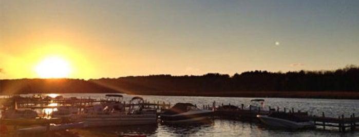 Saratoga Lake is one of Orte, die Nicholas gefallen.