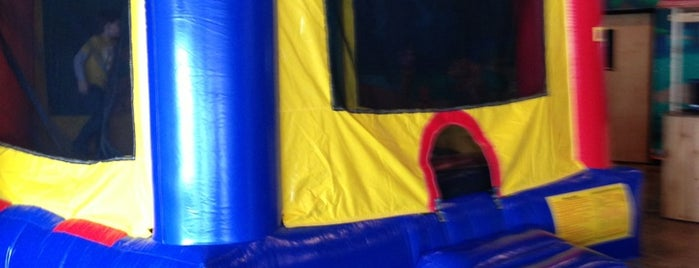 Northway Church Bouncy House is one of Nicholasさんのお気に入りスポット.