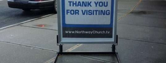 Northway Church is one of Things I've done!.