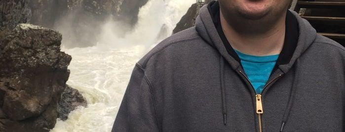 High Falls Gorge is one of Posti che sono piaciuti a Nicholas.