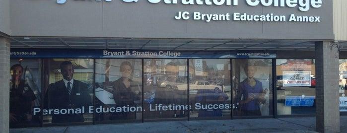 Bryant & Stratton JC Bryant Education Annex is one of Posti che sono piaciuti a Nicholas.
