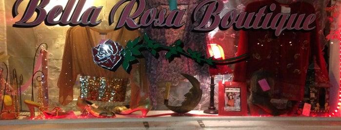 Bella Rosa Boutique is one of Orte, die Nicholas gefallen.