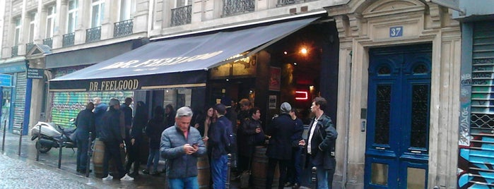 Dr. Feelgood is one of Paris.