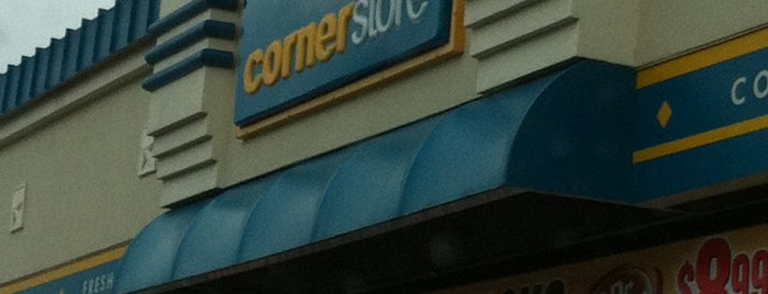 Corner Store is one of Orte, die Kim gefallen.