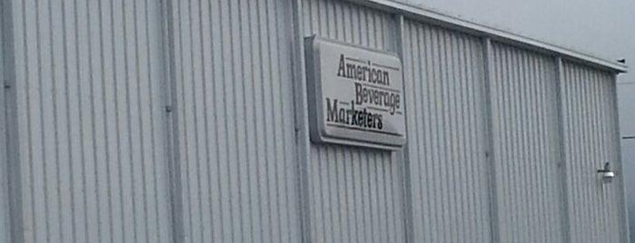 American Beverage is one of AKB : понравившиеся места.