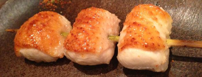 焼鶏 松本 is one of 食事.