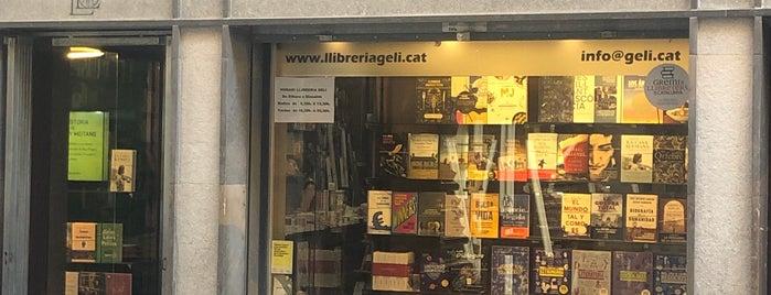 Llibreria Geli is one of girona I.