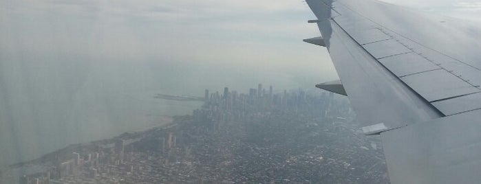 Aeroporto Internazionale di Chicago O'Hare (ORD) is one of Transport Hubs ✈️🚄.