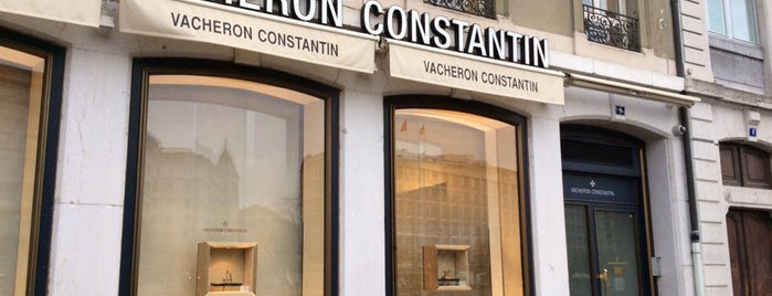 Boutique Vacheron Constantin is one of Swisstastique.