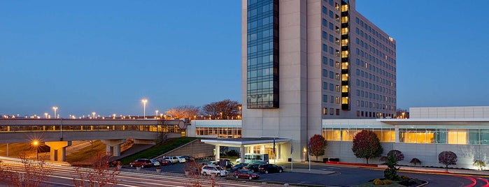 Hyatt Regency Pittsburgh International Airport is one of To Fly For.