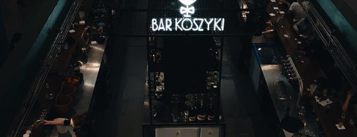 Bar Koszyki is one of Polonia.
